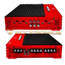 513505-MLM25045224258_092016,Ingenioso Amplificador Con Chasis D/aluminio 2400w Audiobahn