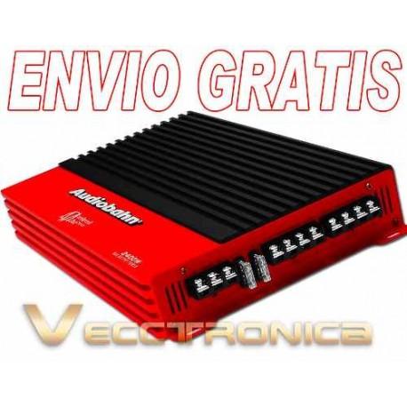 855505-MLM25045238176_092016,Envio Gratis:amplificador Murdered 2400w By Audiobahn Rojo..