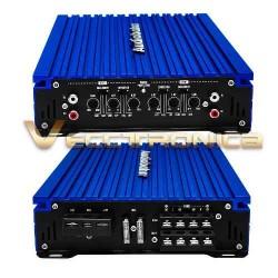 519505-MLM25045241516_092016,Amplificador Profesional Con Chasis Retro Audiobahn 4 Ch Wow