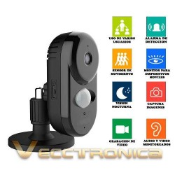 210805-MLM25070209908_092016,Camara Ip Con Monitoreo Sensor De Movimiento Con Apps Gratis