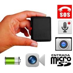 980805-MLM25085783495_102016,Camara Y Microfono Espia Con Multifunciones Calidad Full Hd.