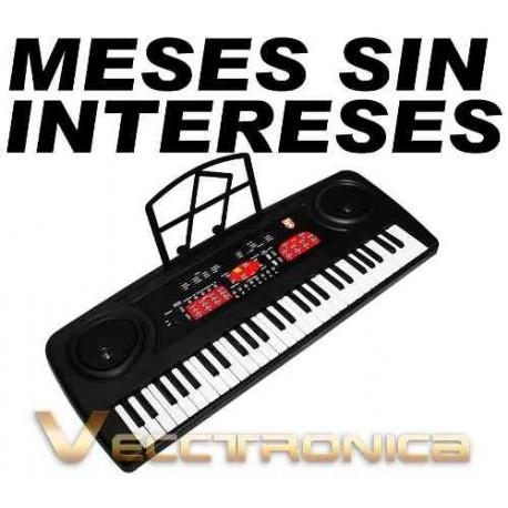 836015-MLM25132313727_102016,Vecctronica: Teclado Musical+ Fabuloso Regalos Es Fabuloso.