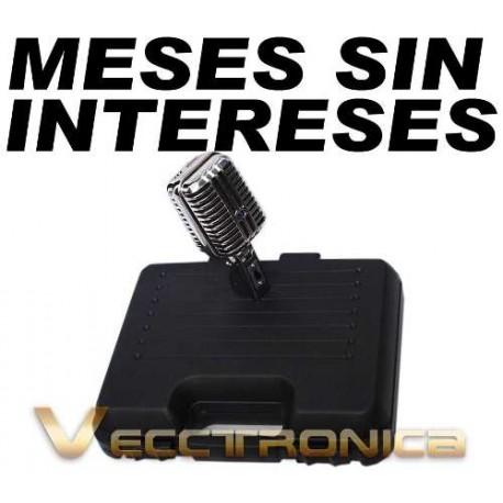 484115-MLM25132363583_102016,Vecctronica:microfono Retro Estilo Elvis De Metal Cromado...