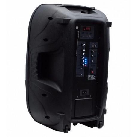 805311-MLM20537671616_012016,Bafle Recargable Con Hyper Leds Rgb Con Accesorios De Regalo