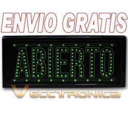 330215-MLM25185556641_112016,Envio Gratis: Anuncio De Abierto De Leds Ecologicos Verdes.