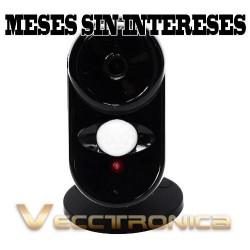 103115-MLM25200807269_122016,Vecctronica: Camara Con Apps Gratis Para Vigilancia Wifi Wow