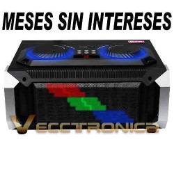 523115-MLM25203522328_122016,Vecctronica: Minicomponente Bafle Con Woofer Y Speakers Wow.