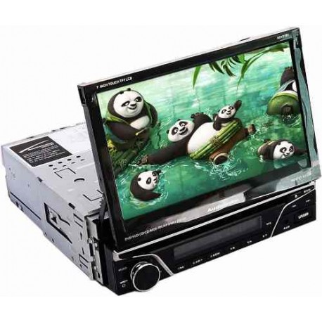 803011-MLM20464604395_102015,Autoestereo Audiobahn Caratula Desmontable Pantalla Touch 7