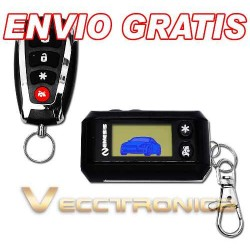 Envio Gratis: Alarma Audiobahn Con  Controles Especiales Wow