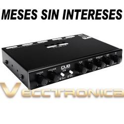 294415-MLM25223827826_122016,Vecctronica: Ecualizador De 5 Bandas + Accesorios Audiobahn.