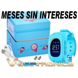 177315-MLM25223930193_122016,Vecctronica: Reloj Gps Para Todas Las Edades Tipo Gumi Woow