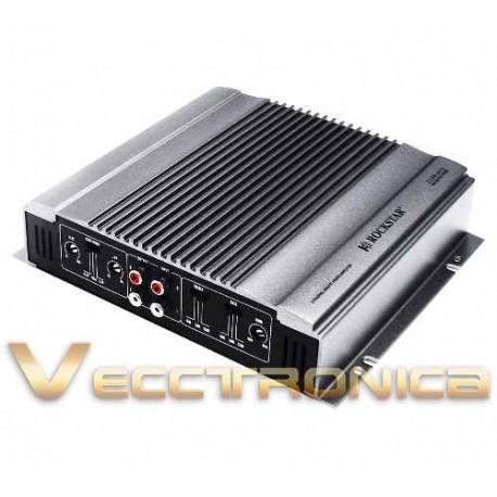 618505-MLM25045153270_092016,Amplificador De Audio 2ch Rockstar De La Marca Audiobahn Wow