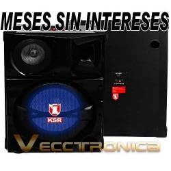 313415-MLM25224074746_122016,Vecctronica: Combo De Bafles Con Super Efector Rgb Es Genial