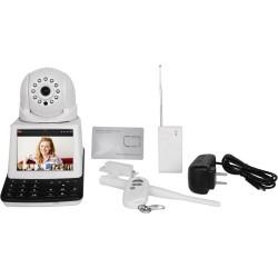 965101-MLM20279536229_042015,Sensacional Camara Ip Para Realizar Videollamadas Y Espiar