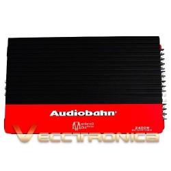 862605-MLM25045224682_092016,Amplificador Audiobahn Con 2400w Rms Con Chasis Rojo Asesino