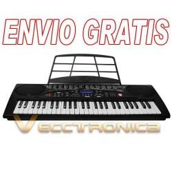 754315-MLM25232983724_122016,Envio Gratis: Teclado Profesional Con Multifunciones+regalos