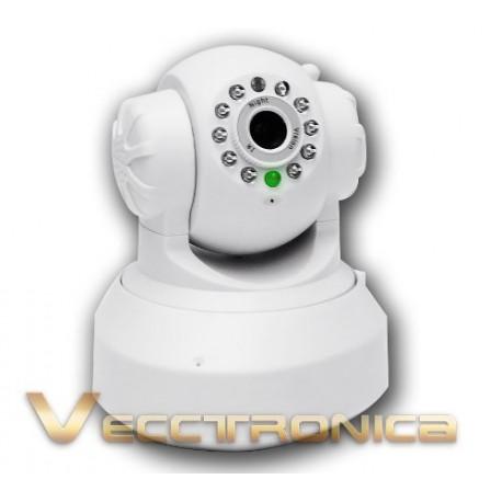 104905-MLM25085898959_102016,Camara Profesional Ip Wifi En 2 Colores Para Hogar Y Negocio