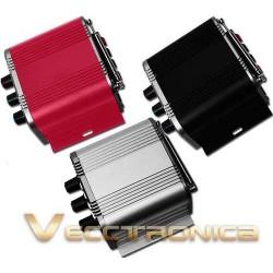 526515-MLM25257875336_012017,Amplificador Profesional Para Motos, Autos,casa Es Genial.