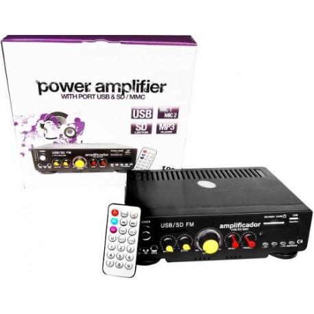 621201-MLM20282876959_042015,Amplificador 150w Para Perifoneo Usb/sd Efecto Eco Radio Fm.
