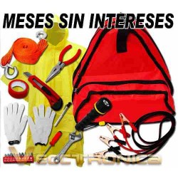 316515-MLM25262901269_012017,Vecctronica: Kit De Herramientas Con Accesorios+ Mochila Wow