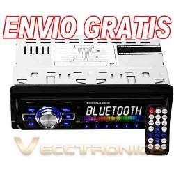 806615-MLM25280462539_012017,Envio Gratis: Autoestereo Con Multientradas Y Bluetooth Woow