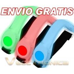804615-MLM25280593105_012017,Envio Gratis: Pack De 2 Tiras De Led Para Ciclistas Es Woow.