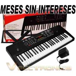 837715-MLM25298582119_012017,Vecctronica: Super Teclado Musica Multifuncional De Lujo Wow