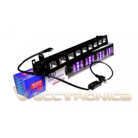 605715-MLM25312457039_012017,Magica Luz Ultravioleta Con Increibles Efectos De Luz Negra.