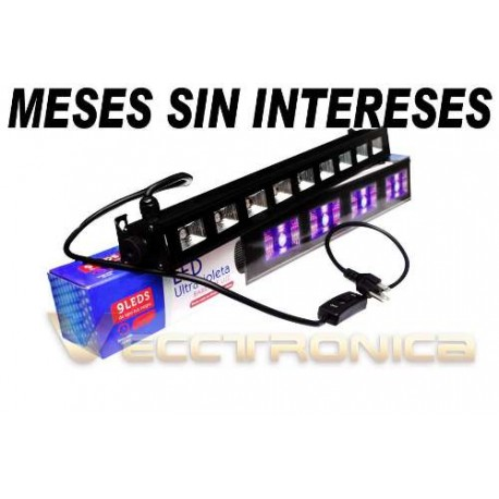 280815-MLM25312484009_012017,Vecctronica: Luz Uv Con Súper Hazes De Luz Con Efectos Woow.