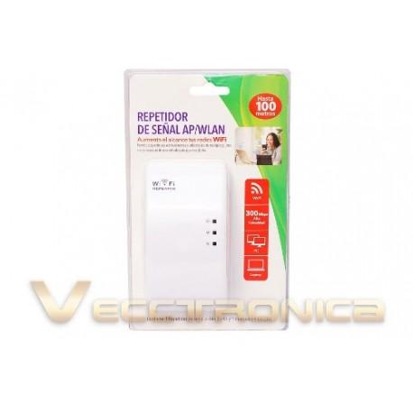 873815-MLM25312996266_012017,Repetidor De Señal Ap/wlan Con Opcíon Alambrica/ Inalambrica