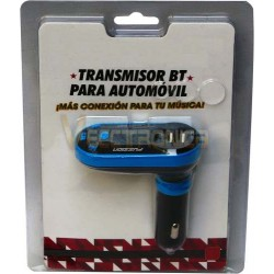 476125-MLM25375332169_022017,Envio Gratis Transmisor Bt Manos Libres Usb / Aux / Micro Sd