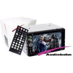 368011-MLM20464587397_102015,Autoestereo Pantalla Touch 6.2 Bluetooth Sd Usb Tv Dvd Radio