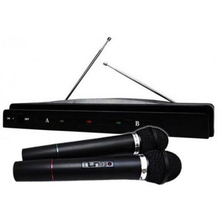 225001-MLM20257421734_032015,Super Pack De Microfonos Inhalambricos Profesionales 50m..