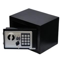 641525-MLM25449573182_032017,Practica Caja Fuerte Electronica O Manual. De Doble Pasador