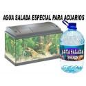 Agua Salada Para Fauna Marina 100% Libre De Bacterias