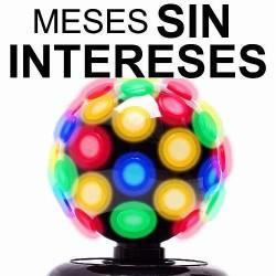 613021-MLM20679897827_042016,Vecctronica: Esfera Luz Disco Mas Grande Y Mas Potente! Wow.