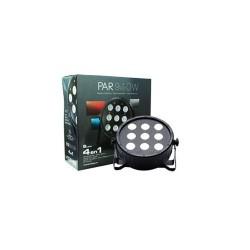 Reflector Profesional Par9x10wrgb 5modos D Uso Vecc