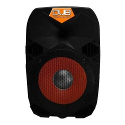916666-MLM25642720752_062017,Vecctronica: Bafle Profesional Activo Dub By Audiobahn Woow.