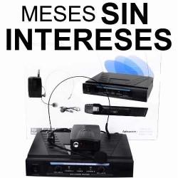 891021-MLM20680092846_042016,Vecctronica: Pack Microfonos De Diadema/solapa Y De Mano New