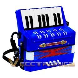 961121-MLM20707422998_052016,Acordeon Fabuloso Profesional Con Botones Y Teclas Toca