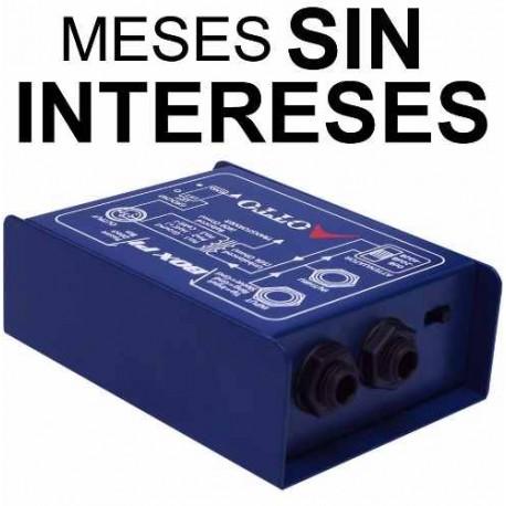 466021-MLM20680100624_042016,Vecctronica: Caja Directa Pasiva Evita Distorcion Es Genial.