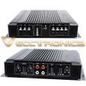 Amplificador Profesional De 2 Canales 1150 W By Audiobahn.
