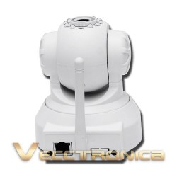 Camara P2p Wi Fi Ip Monitorea Desde Tu Celular Tableta O Pc!