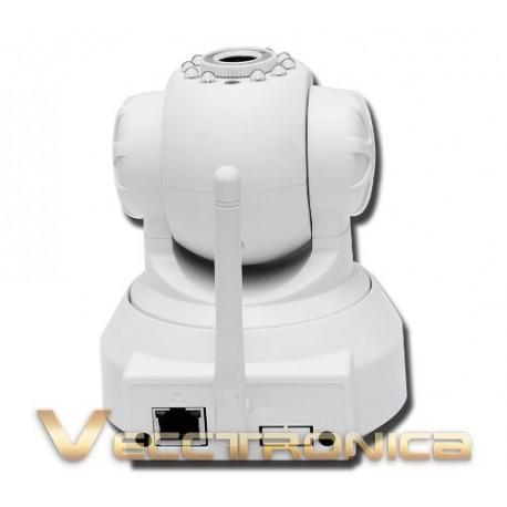 510905-MLM25085901228_102016,Camara P2p Wi Fi Ip Monitorea Desde Tu Celular Tableta O Pc!