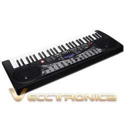 401015-MLM25123142984_102016,Increible Teclado Musical 54 Teclas Con Funcion De Grabacion