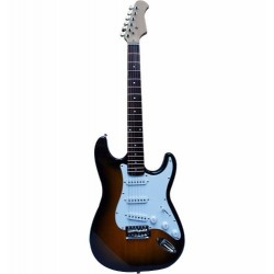 245311-MLM20537341685_012016,Guitarra Electrica Tipo Stratocaster 2 Modelos De Lujo V.i.p
