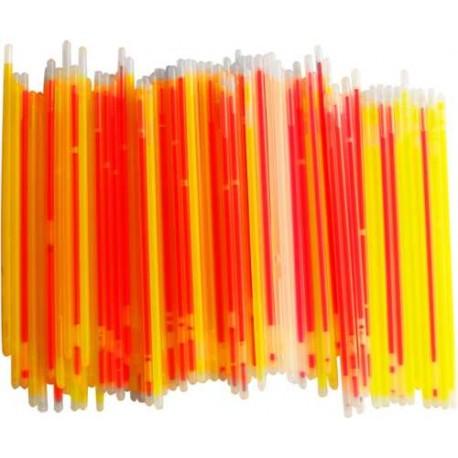 779201-MLM20301120879_052015,30 Mini Varitas De Neon Tamaño Para Niño Varios Colores 14cm