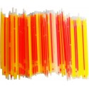 30 Mini Varitas De Neon Tamaño Para Niño Varios Colores 14cm
