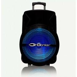 Bafle Acústico Con Sonido Dinámico Potencia De Audio 3,200w