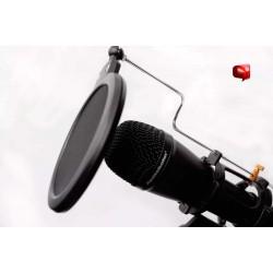 Filtro Anti-pop Más Kit Completo Para Microfono Vloggero